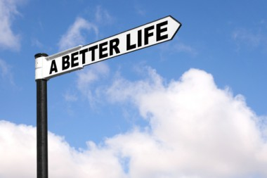 A better life begins with you.