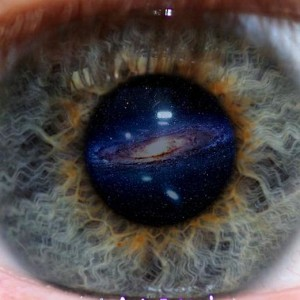 Universe in the Eye of the Beholder