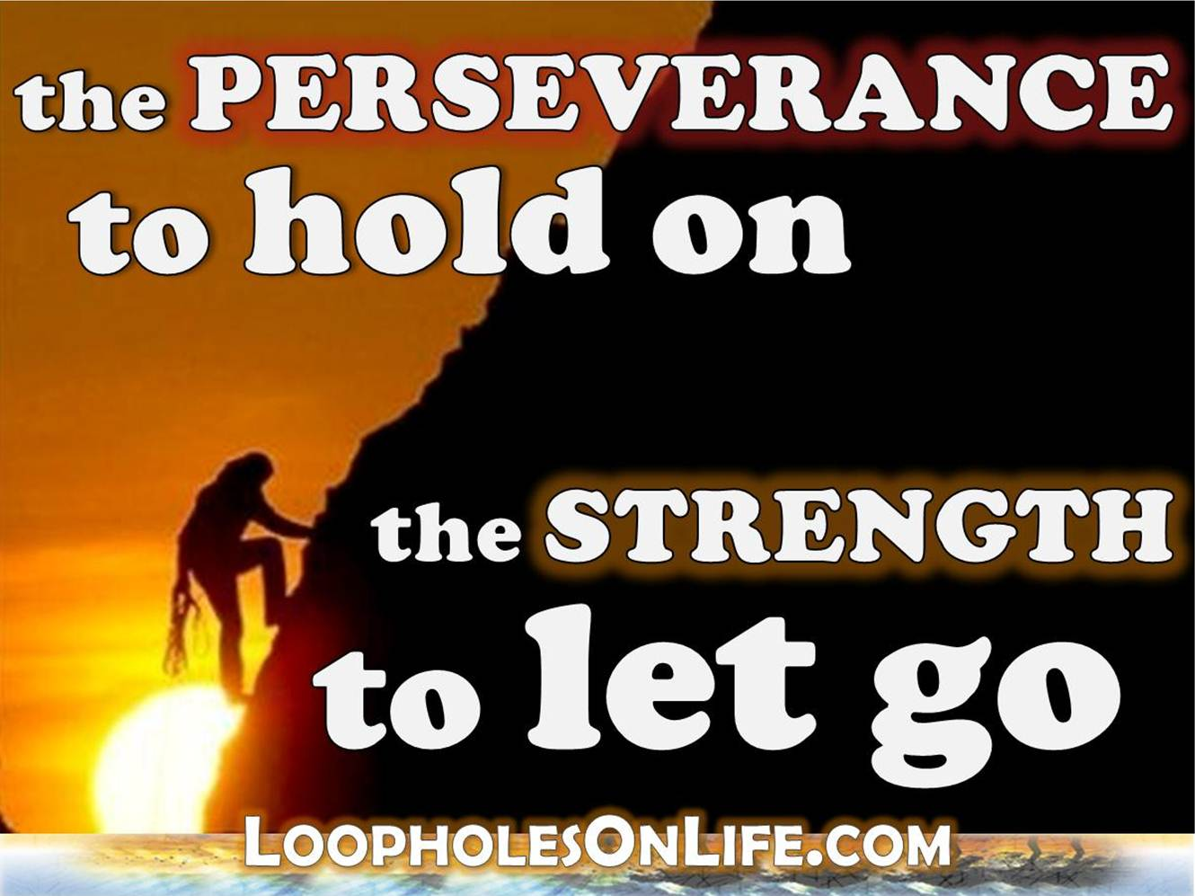 Resilience Quotes Perseveranceandstrength  Loopholes On Life