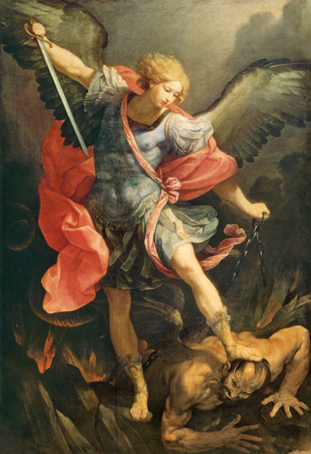 The Ego is a Demon, a Dragon, You are the Angel which needs to Slay the Adversary!